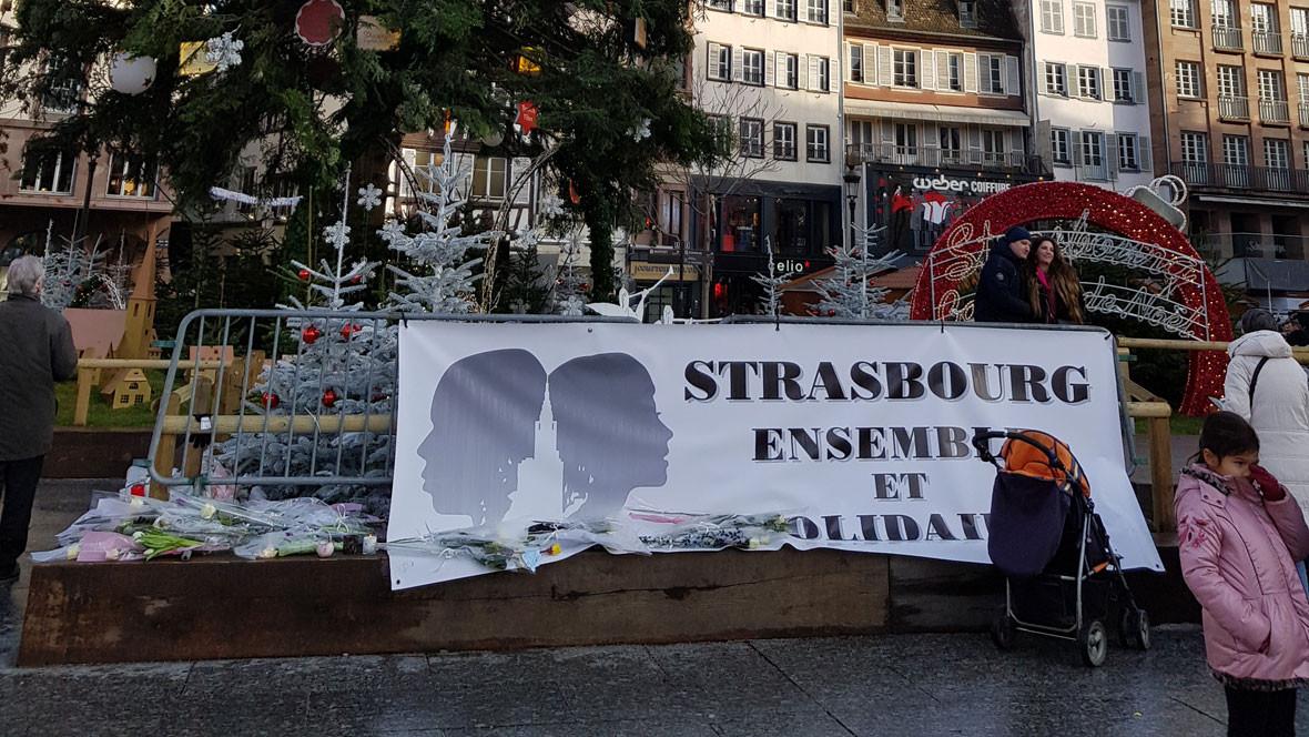 Estrasburgo. Marché de Noël 2018